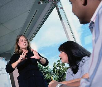 Asertividad y comunicación no verbal y verbal