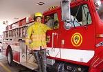 Los bomberos de comunicación